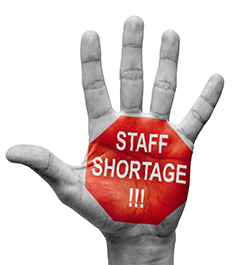 Staff Shortage