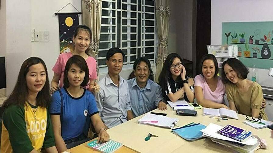 ベトナムの若者に日本でのチャンスを作りたい