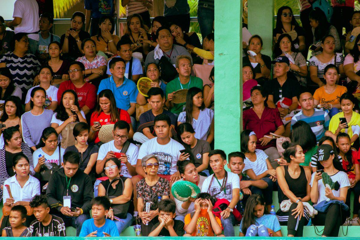 フィリピンの観覧者